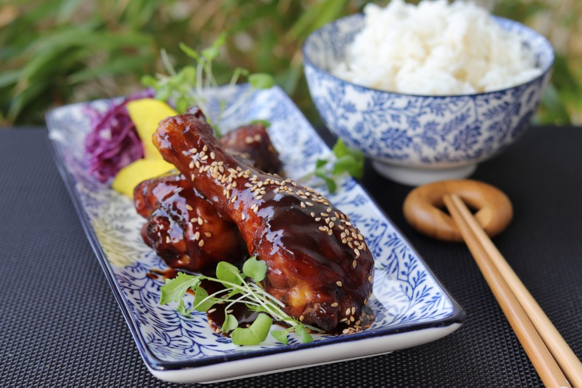 Piletina u azijskoj glazuri