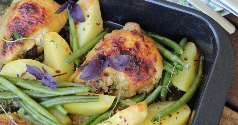 Piletina s limunom i senfom